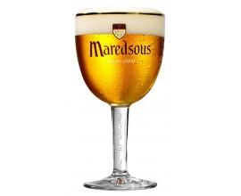 Maredsous - Verre 25cl prêté avec fût -