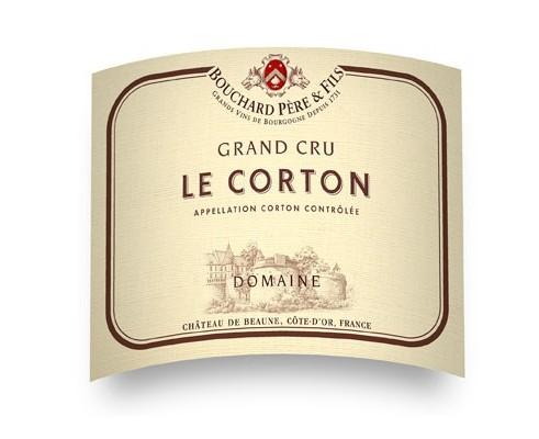 LE CORTON Grand Cru DBPF 2008