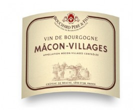 MACON VILLAGES Blanc BPF 2010