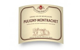 PULIGNY-MONTRACHET BPF 2013-