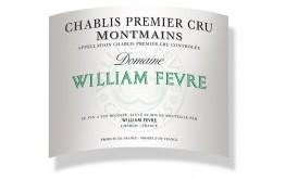 Chablis MONTMAINS 1er cru Domaine WF 2009-