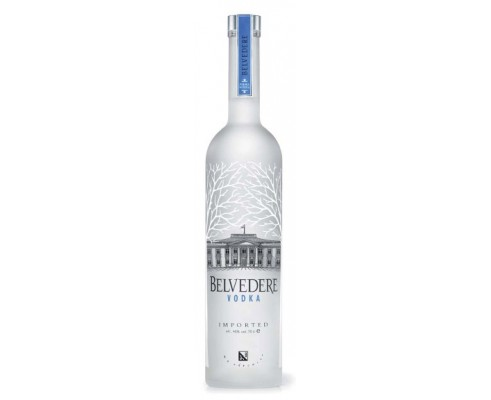 BELVEDERE VODKA Pure -40°