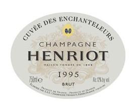 Champagne HENRIOT Cuvée Enchanteleurs 1998-