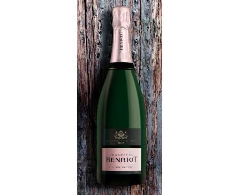 Champagne Henriot Rosé Vintage 2008-