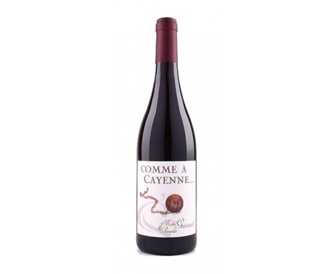 COMME A CAYENNE - Domaine Guiraud 2012-14°