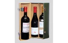Coffret LANGUEDOC : 3 bouteilles -