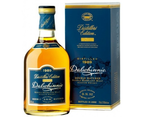 DALWHINNIE Distillers Edition (étui) -43°