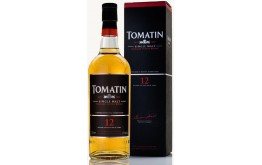 TOMATIN 12 ans Single Highland Malt -40°