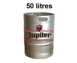Bières JUPILER Fût 50 litres -5°2