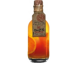 Rhum Arrangé MANGUE / ORANGE – BREIZ'ÎLE COLLECTION -32°