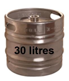 Fût de 30 litres de Bière Pression