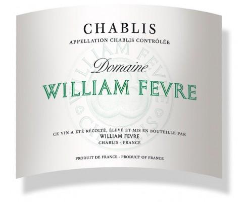CHABLIS Domaine William Fèvre 2012