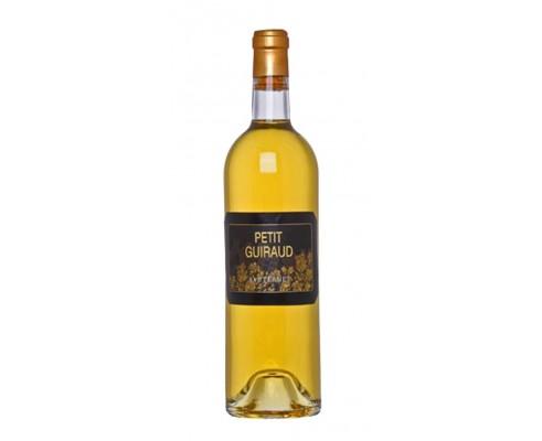PETIT GUIRAUD - Sauternes 2012-