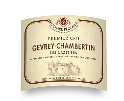 GEVREY-CHAMBERTIN Les Cazetiers BPF 2009