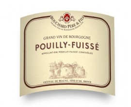 POUILLY FUISSÉ - Bouchard 2014-