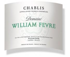 CHABLIS Domaine William Fèvre 2012-