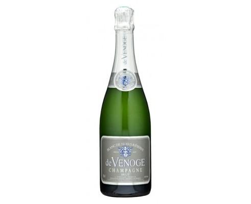 Champagne DE VENOGE Blanc de Noirs Réserve -