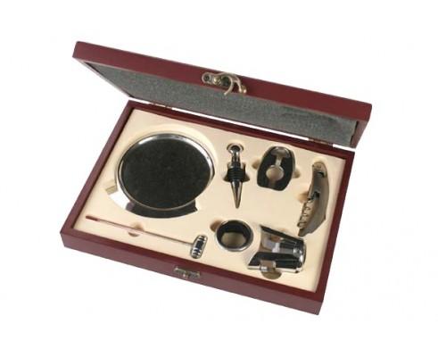 SET A VIN - 7 accessoires -