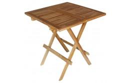 TABLE BOIS 75 * 75 *75cm (Location) -