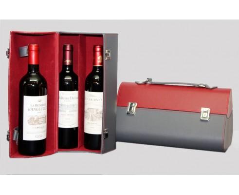 Coffret MEDOC : 3 bouteilles -