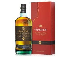 SINGLETON OF DUFFTOWN 18 ans Coffret Port -40°