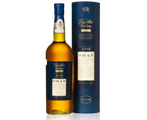 OBAN DISTILLERS EDITION (ÉTUI) 1995-43°