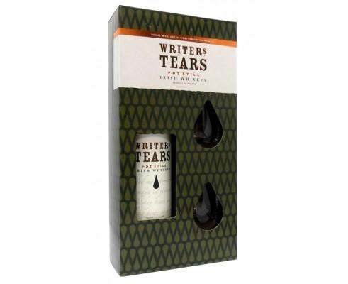 WRITERS TEARS - Pot Still Irish Whiskey -40°