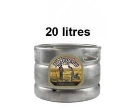 Bières ANGELUS - Fût 20 Litres -7°