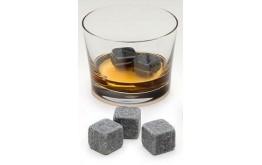 PIERRES à Whiskys - Tube de 10 pierres -