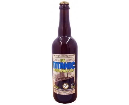 TITANIC IPA - India Pale Ale -7°