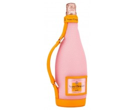Champagne VEUVE CLICQUOT ROSE - ETUI ICE JACKET -12°5