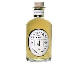 GIN POIVRE DE TIMUT Infusé 4 - Carmen Gin -40°