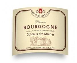 COTEAUX DES MOINES blanc BPF 2011-