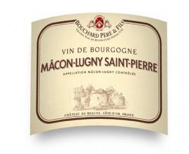 MACON Lugny Saint Pierre Blanc BPF 2015-