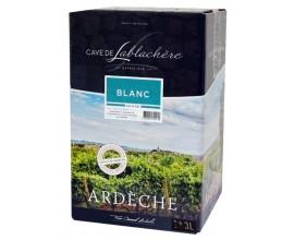 Coteaux ARDECHE Les Dolmens Blanc 3L -13°