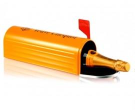 Champagne VEUVE CLICQUOT MAILBOX LETTRE US -