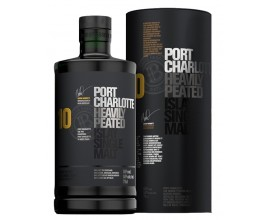 Whisky PORT CHARLOTTE 10 ans -50°