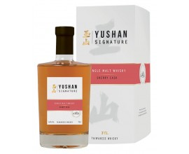 Whisky YUSHAN SIGNATURE - SHERRY CASK -46°