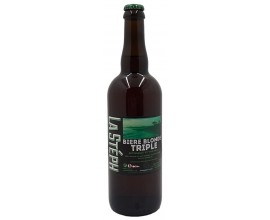 Bières LA STEPH - TRIPLE -8°