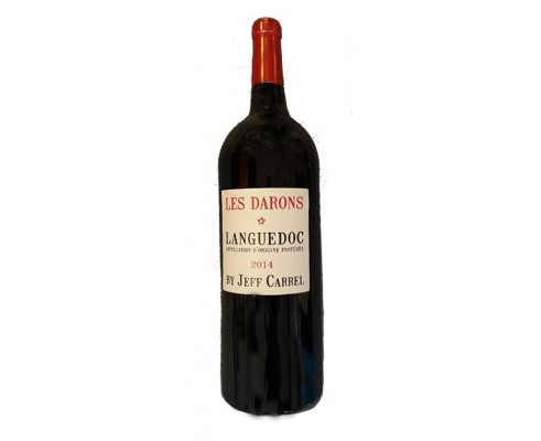 Les DARONS By Jeff Carrel - Magnum 150 cl 2017-13°5