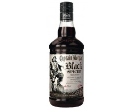 Rhum CAPTAIN MORGAN BLACK SPICED - Rhum -40°
