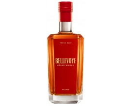 BELLEVOYE ROUGE-Finition Saint Emilion Triple malt -43°