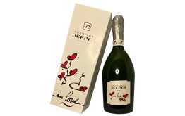 Champagne JEEPER Cuvée In Love -12°