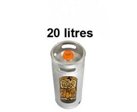 Bières REUZE BLONDE - Fût 20 Litres -6°5