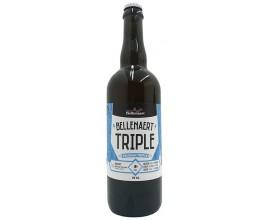 Bières BELLENAERT - TRIPLE -8°