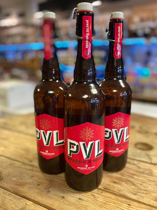 La Cave d'Antoine bière PVL