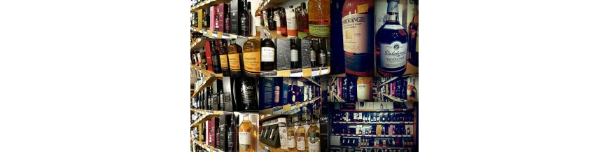 Whiskies ECOSSAIS