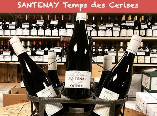 Santenay Temps des Cerises